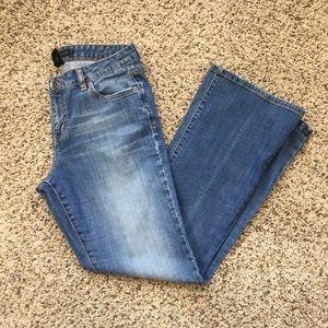 Calvin Klein Flare Jeans size 10!